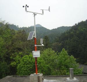 主动气象站