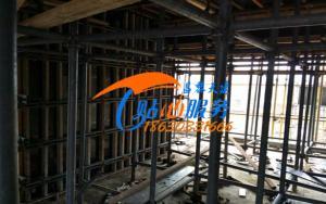 新浇筑混凝土对模板加固的侧压力标准值
