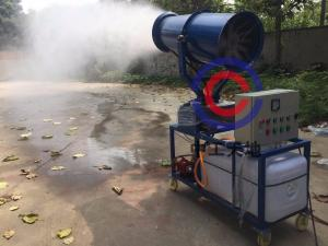 LBT-SW 射雾降尘器