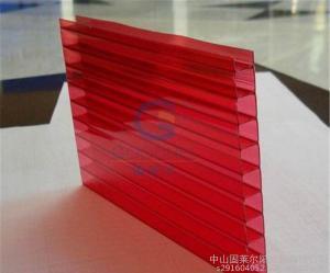 山西青海工程专用阳光板