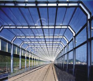 车棚雨棚专用阳光板  价格实惠