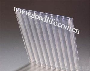 固莱尔厂家直销PC阳光板 阻燃防火专业生产加工PC阳光板