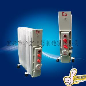 BDR51防爆电热油汀 移动式工业防爆电暖气  防爆电器厂家直销