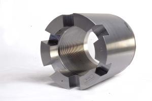 开槽螺母定制厂家 电力紧固件