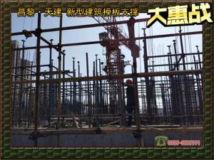 昌黎天建新型模板钢支撑体系企业实在报价