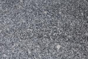 天然石材 实拍芝麻黑花岗岩建筑材料
