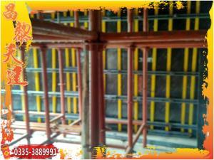 江西多功能建筑模板支撑设计文本安全施工