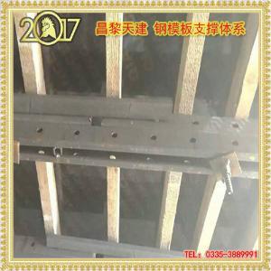 建筑木工支模产品_新型剪力墙模板支撑体系