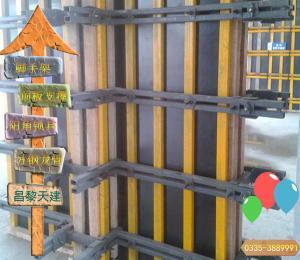 桐城地区-组合支撑结构桥梁钢模板支撑体系