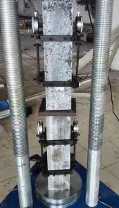 徐变仪用位移测量装置