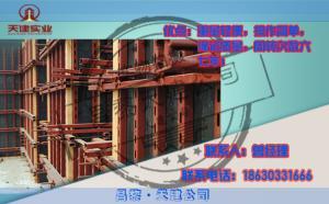 新型模板加固体系 昌黎天建 模板支撑设备生厂商家 0335-3889991