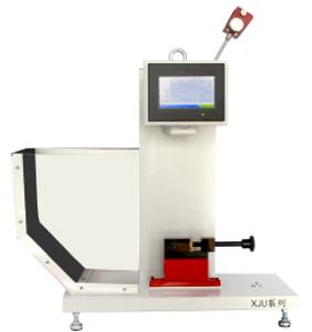 觸摸屏控制懸臂梁沖擊試驗機XJUD-5.5