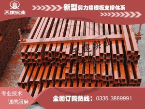 江西剪力墙【L型阴角定型工具】标准化模板加固实例应用-天建实业厂家
