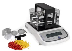 國標級高精度全自動橡塑膠專用密度計ZC-300
