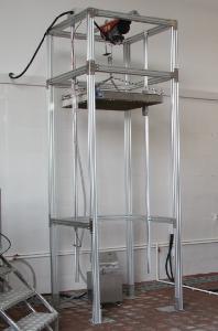 垂直滴水試驗裝置(IPX1/2)