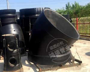 DN1600球墨铸铁管件