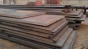 供应钢板 中厚板 船板 耐磨板 低合金板
