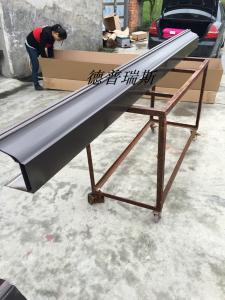 淮阴成品天沟别墅高楼金属水管 引流器定制与销售