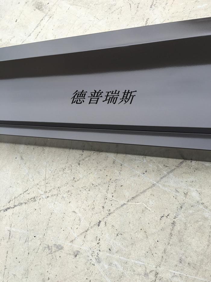 廠家直銷K型U型雨水管 引流器 定位器金屬管成品定制