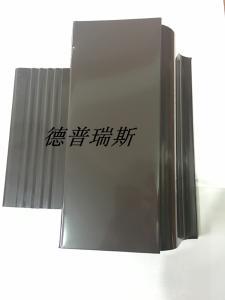 厂家直销各种金属材质天沟雨水管引流器定位器雨水斗