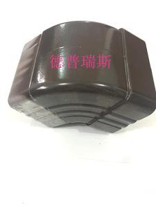 专业定制各种金属彩铝制成别墅高楼落水系统各种配件