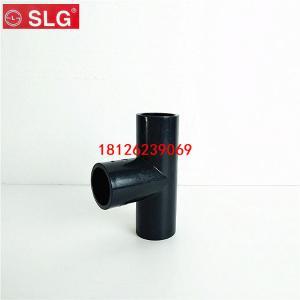 立胜SLG PVC等径三通 正三通 给水PVC三通