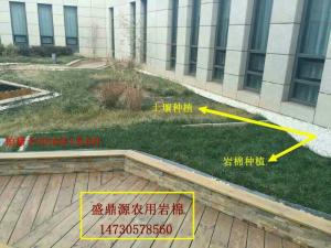 出口种植岩棉屋顶绿化岩棉可循环利用