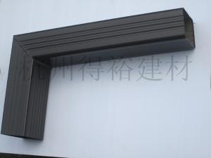 江苏徐州市专业安装屋面檐槽雨水管引流器别墅高楼专用落水系统