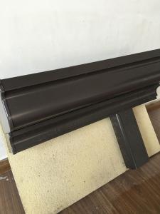 江苏淮安市专业安装屋面檐槽雨水管引流器别墅高楼专用落水系统