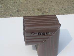 江苏盐城市专业安装屋面檐槽雨水管引流器别墅高楼专用落水系统