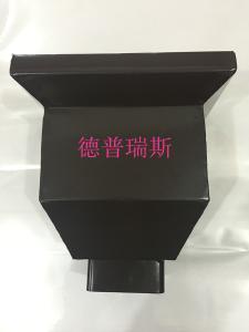 江苏扬州市专业安装屋面檐槽雨水管引流器别墅高楼专用落水系统