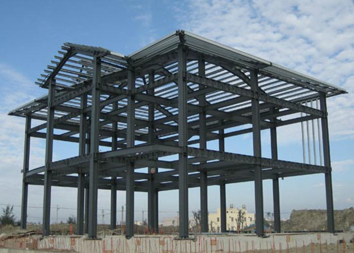 延安市快速建房钢结构价格低