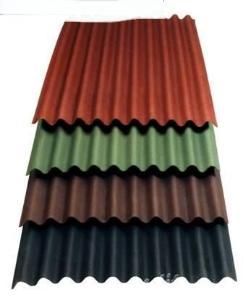 廠家銷售波形瀝青瓦 波浪形瀝青瓦波浪型