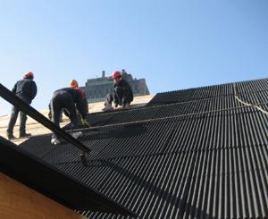 山東廠家銷售坡屋面通風防水系統