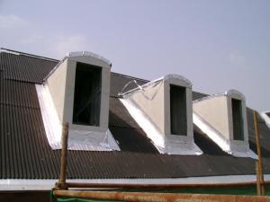 規格防水防潮材料-瀝青防水板