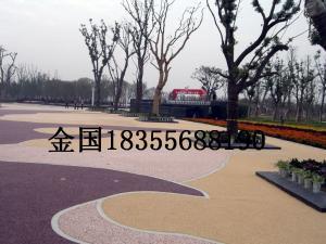 株洲透水路面材料生產廠家