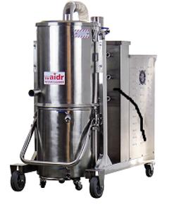 耐高温工业吸尘器吸2000°C以下高温物料威德尔大功率工业吸尘器厂家批发价