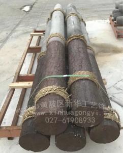 廠家直銷水泥仿松木樁成品 仿木樁護岸 水泥樹樁模具 河道仿木樁