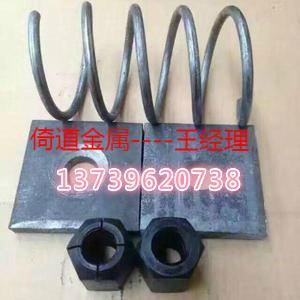 精轧螺纹钢螺母连接器 psb830预应力螺纹钢