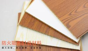 新型环保室内护墙板 600竹木纤维集成墙板(图)