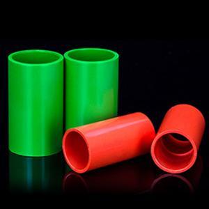 广东力西奇PVC线管直通阻燃穿线管配件直接18年品牌厂家