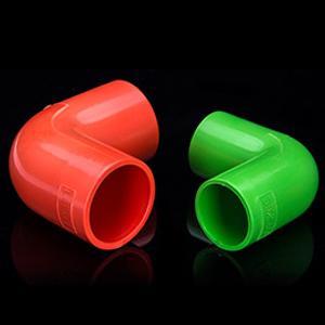 广东力西奇PVC线管弯头电工套管等径90度弯头厂家供应批发