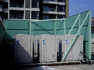 空调机组声屏障 专注高速铁路市政隔音降噪声屏障工程