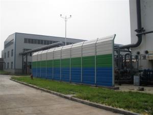工厂小区声屏障 专注高速铁路市政隔音降噪声屏障工程