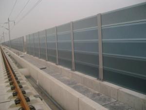 隔音墙 专注高速铁路市政隔音降噪声屏障工程