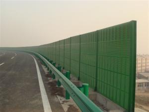公路隔音板 专注高速铁路市政隔音降噪声屏障工程