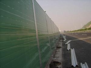 高速公路声屏障 专注高速铁路市政隔音降噪声屏障工程