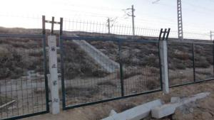 矩形管栅栏 专注高速铁路高架桥工程护栏网