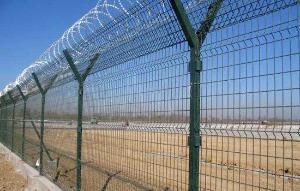 机场防护网 专注高速铁路高架桥工程护栏网