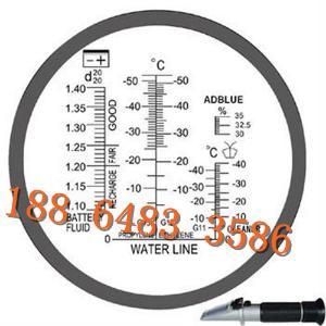 供应恒安 RHA501ATC车用尿素溶液浓度计尿素折射仪